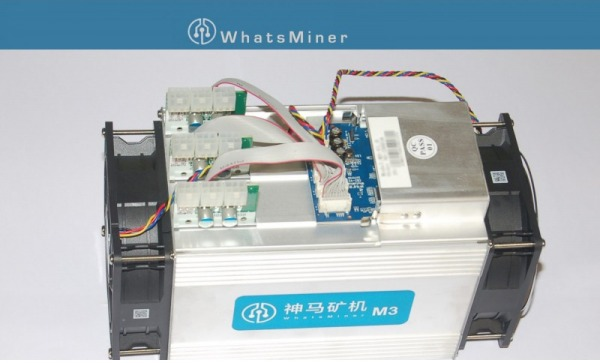 Asic WhatMiner M3