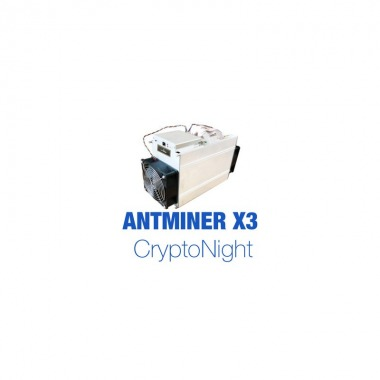 antminer X3 CryptoNight